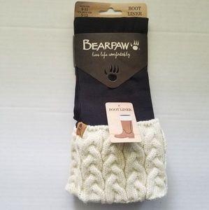 Bearpaw boot liner sock
